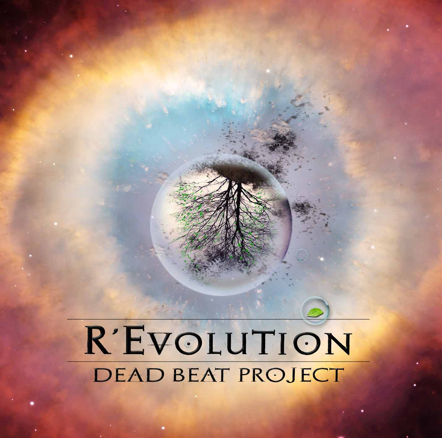 Couverture de l'album R'Evolution de Dead Beat Project