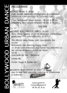 Flyer Stage Gwam Bollywood 10102015-verso